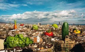 huerto urbano barcelona